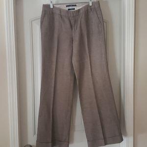Gap wide leg dress pants